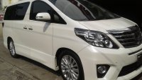Toyota: Alphard S  2.4  A/T   Tahun 2012 (20180815_085736[1].jpg)