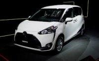 Jual Promo Toyota Sienta cvt 2018 murah meriah