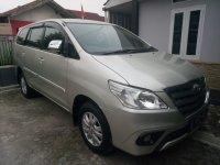 Jual Toyota Avanza Velos 2015 Matic