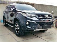 Jual Toyota Fortuner VRZ TRD 2017, Pajak Panjang, Kondisi Sangat Prima