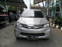Jual Toyota: Avanza G matic 2013 airbag.  Silver.  Hub. Dian