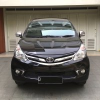 Jual Toyota New Avanza 1.3 G 2013 Hitam Manual Bandung