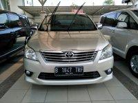 Jual Toyota: Innova G MT 2.0 Bensin Th 2013 siap pakai