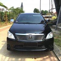 Jual Toyota New Kijang Innova 2.0 E 2013 Hitam MT Bandung