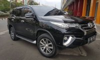 Jual toyota fortuner vrz at diesel 2016