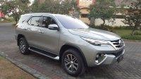 Jual Toyota Fortuner VRZ 2.4 Automatic Pmk 2017