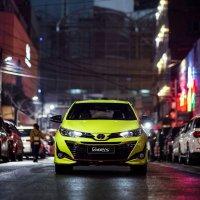 Jual Toyota New Yaris S CVT TRD + GRATIS 1 TAHUN ASURANSI JIWA