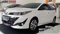 Jual Toyota New Yaris S CVT TRD 2018 + GRATIS 1 TAHUN ASURANSI JIWA