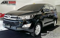 Jual Toyota New Innova 2.0 G M/T + GRATIS Anti Karat