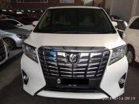 Jual Toyota: Alphard 2.5L G A/T ATPN 2015 putih