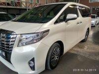 Toyota: Alphard 2.5L G A/T ATPN 2015 putih (IMG-20180827-WA0015.jpg)