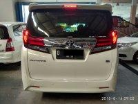 Toyota: Alphard 2.5L G A/T ATPN 2015 putih (IMG-20180827-WA0014.jpg)