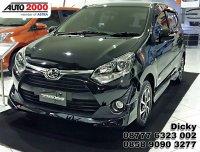 Jual Toyota Agya 1.2 G A/T TRD 2018 + GRATIS Anti Karat