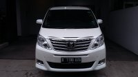 Toyota Alphard 2.4X AT (ATPM) - Jual Cepat