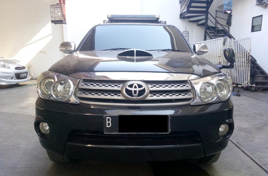 Toyota Fortuner G 2009/2010 Diesel (Dp minim) - MobilBekas.com