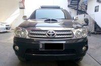 Jual Toyota Fortuner G 2009/2010 Diesel (Dp minim)