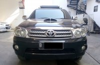 Jual Toyota Fortuner G Automatic 2009/2010 Diesel