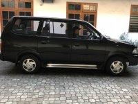 Toyota: Dijual Kijang LGX 2002 hitam metalic