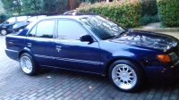 Jual Toyota Soluna GLI th 2000 Pribadi