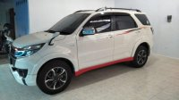 Dijual cepat Toyota Rush TRD Sportivo Ultimo 2017 Bulan 6