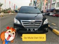 Jual Toyota: Kijang Innova V 2.5 SOLAR A/T 2014 Km 40rban Muluz