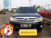 Jual Toyota Fortuner G 2.7 A/T 2005 Dp 32 Good Condition