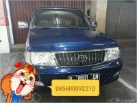 Jual Toyota Kijang LGX 1.8 MANUAL 2003 Mesin Ok Terawat