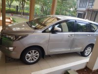 Jual toyota innova th 2016 Automatic Diesel silver