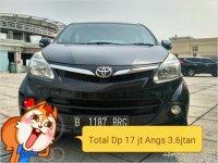 Jual Toyota: Avanza Veloz 1.5 A/T 2013 (Dp17jt) Mobil Istimewa Muluz