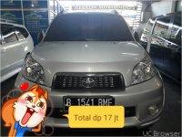 Jual Toyota Rush S 1.5 A/T (Dp 17) 2013 Mesin Ok Terawat