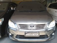 Jual Toyota: Innova G 2.5 AT 2012 grey