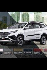 Jual Promo termurah Dan terbaik All New Toyota rush S M/T TRD 2018