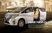 Jual Promo termurah Sann terbaik Toyota New Alphard 2018