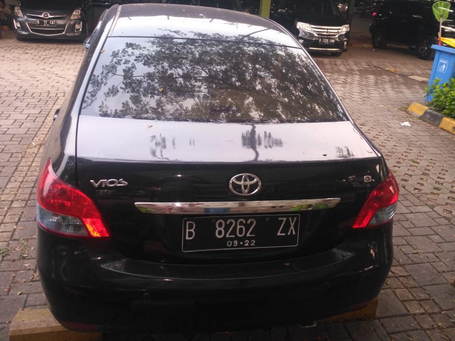 Di jual Toyota Vios G manual 2007 bukan bekas taxi ...
