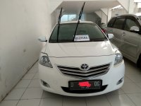 Jual The Leged Toyota VIOS G manual putih 2011 si irit bertenaga