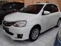 Jual Toyota Etios Valco G Manual Tahun 2012