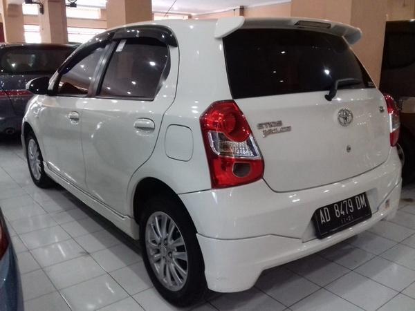 Toyota Etios Valco G Manual Tahun 2012 Mobilbekas Com