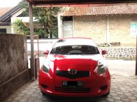 Jual Toyota: Yaris E M/T 2007 Merah AB Sleman