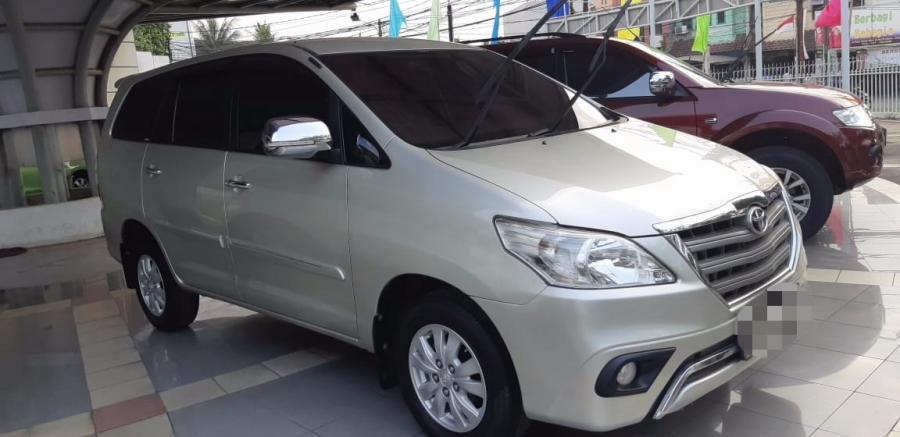 Toyota Kijang Innova G AT 2014 Dijual , DKI Jakarta ...