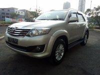 Jual Toyota Fortuner G Diesel A/T TDP 35Jt