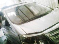 Toyota: Jual Alphard Silver thn 2007