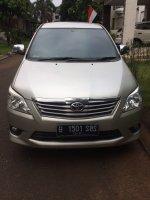 Jual Toyota Kijang Innova G Diesel Automatic 2011