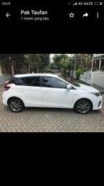 dijual toyota yaris G tahun 2014 warna putih matic (Screenshot_2018-10-10-13-19-29-182_com.whatsapp.png)
