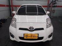 Jual Toyota Yaris 1.5 S limitid Autometic 2012 Putih