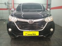 Jual Toyota Grand New Avanza 1.3 G MT 2016 Hitam Metalik