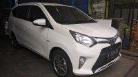 Di jual Mobil Toyota Calya G Automatic Tahun 2017