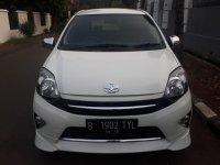 Jual Toyota Agya G Trd 1.0 cc Th'2014 Automatic