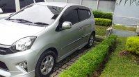Jual Toyota Agya Type TRD 2015 AT