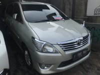 Jual Toyota Innova V AT 2012