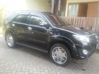 Jual TOYOTA FORTUNER 2014 TYPE G VNT TURBO
